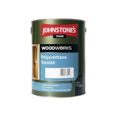 Поліуретановий мебельний лак Polyurethane Varnish Clear Gloss
