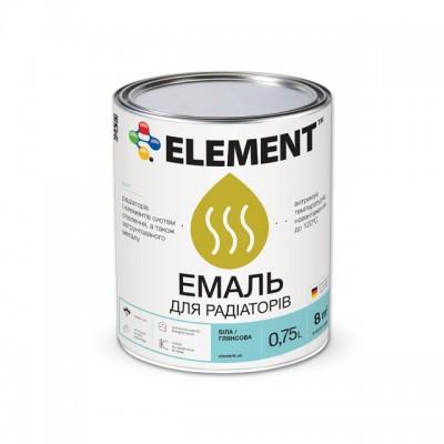 Element емаль для радіаторів