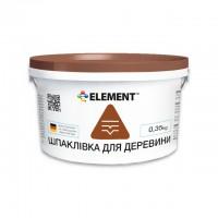 Елемент Шпаклівка для дерева (0,35 кг.)