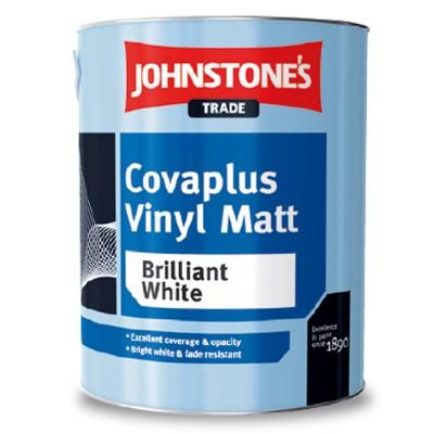 Вінілова  матова фарба для внутрішніх робіт Covaplus Vinyl Matt (Deep)