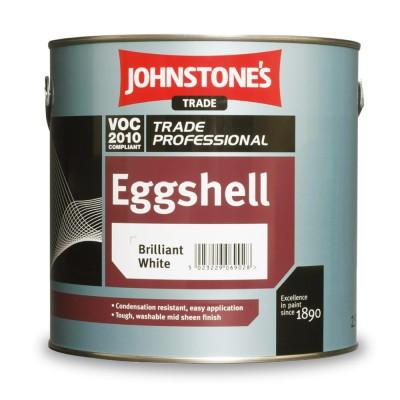Алкідна напівматова фарба Jonstones Eggshell (Brilliant White)