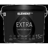 Element Pro Extra фасадна фарба (база С прозора)