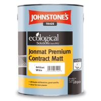 Водоемульсійна  матова фарба для внутрішніх робіт Jonmat Premium Contact Matt