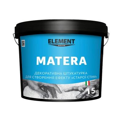 Element Decor Matera  Декоративна штукатурка