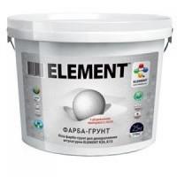 Елемент фарба-грунт з кварцовим піском