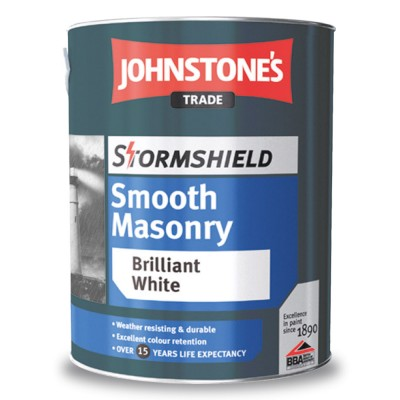 Фасадна фарба Jonstones  Stormshield Smooth Masonry (UL/DP) 4.62 л.